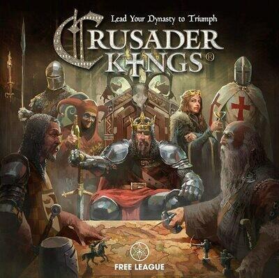 Crusader Kings Board Game