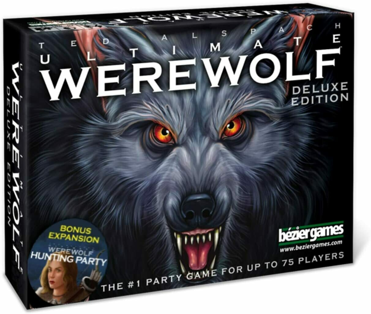 Ultimate Werewolf: Deluxe Edition (DING/DENT-Very Light)