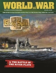 World at War: Cruise of the Graf Spee (Solitaire)