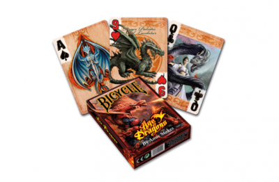 Bicycle Playing Cards: Anne Stokes Age of Dragons