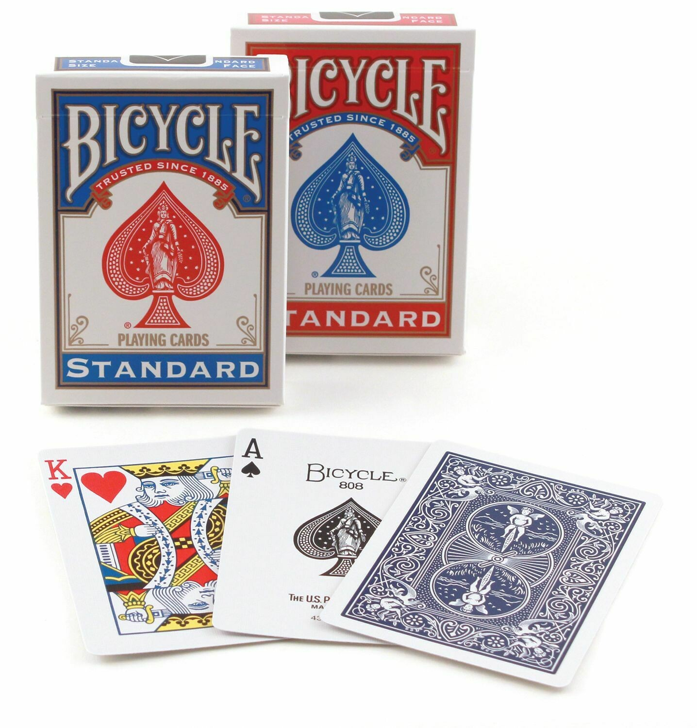 Bicycle Playing Cards: Standard 2-Pack