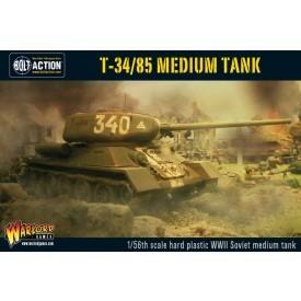 Bolt Action: Soviet Union T-34/85 Medium Tank
