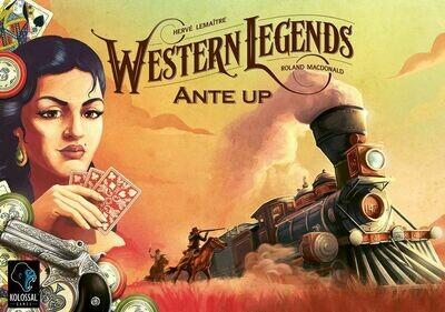 Western Legends: Ante Up Expansion
