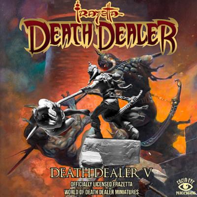 Frazetta World of Death Dealer - Death Dealer V
