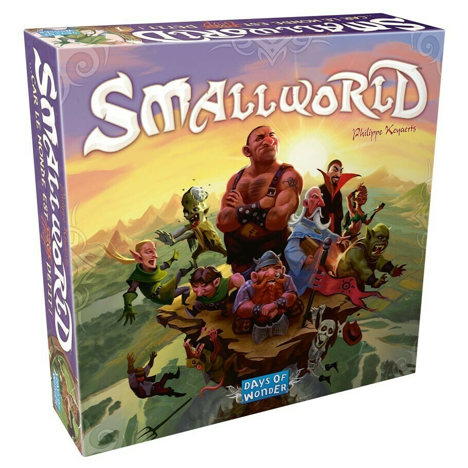 Small World (Core Game) (DING/DENT-Very Light)