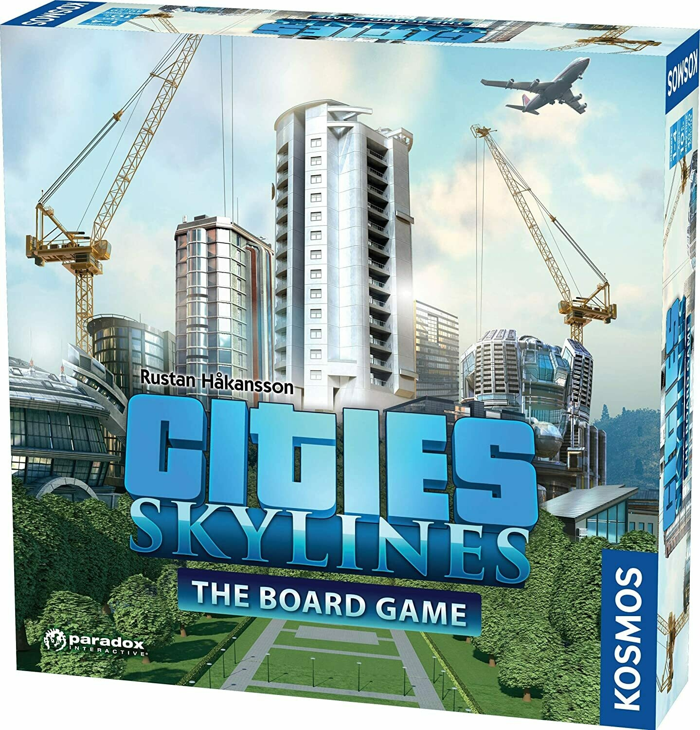 Cities: Skylines, The Board Game