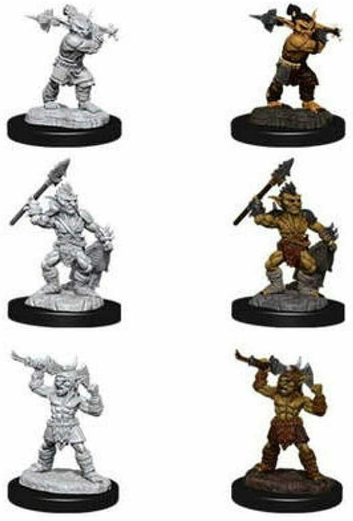 D&D: Nolzur's Marvelous Miniatures - Goblins and Goblin Boss