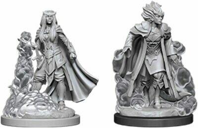 D&D: Nolzur's Marvelous Miniatures - Tiefling Sorcerer (Female)