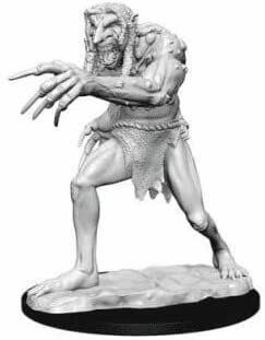 D&D: Nolzur's Marvelous Miniatures - Raging Troll