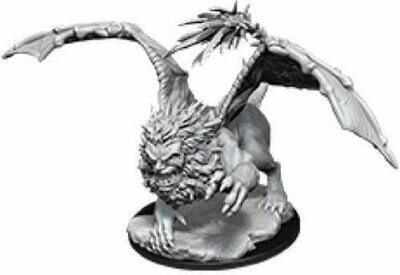 D&D: Nolzur's Marvelous Miniatures - Manticore