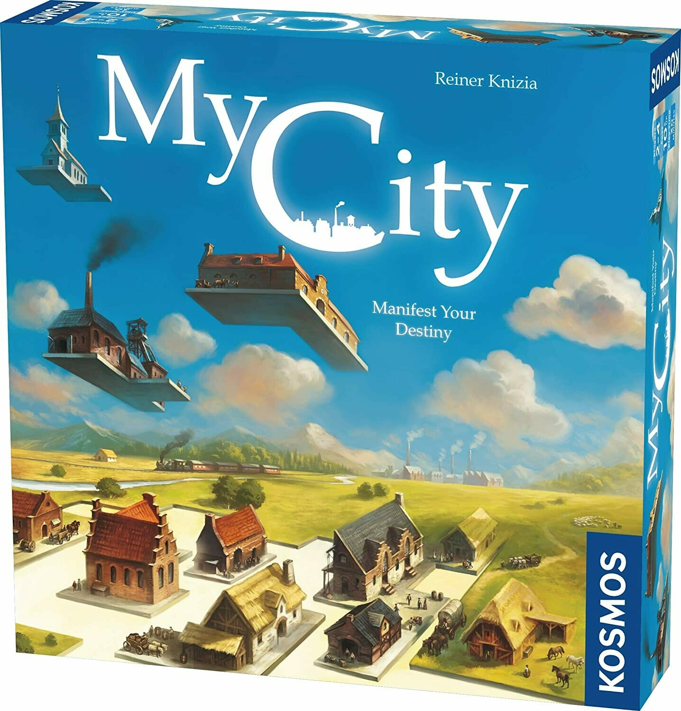 My City (DING/DENT-Medium)
