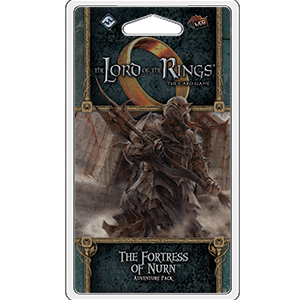 The Lord of The Rings: The Card Game - The Fortress of Nurn Adventure Pack