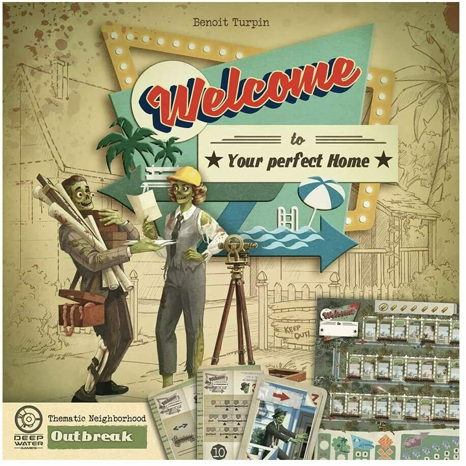 Welcome To Your Perfect Home: Outbreak Thematic Neighborhood