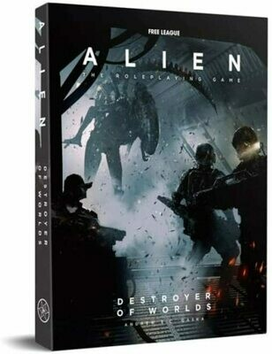 Alien: The Roleplaying Game - Destroyer of Worlds Cinematic Scenario