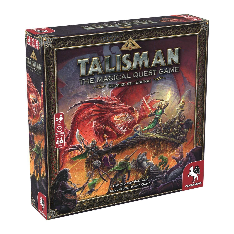 Talisman, Revised 4th Edition