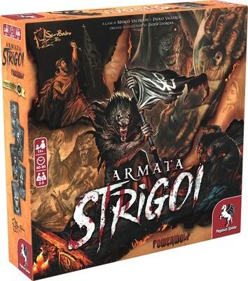 Armata Strigoi (DING/DENT-Very Light)