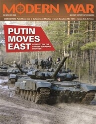 Modern War: Putin Moves East - Conflict on the Chinese-Eurasian Frontier