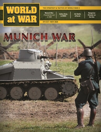 World at War: Munich War - World War II in Europe 1938