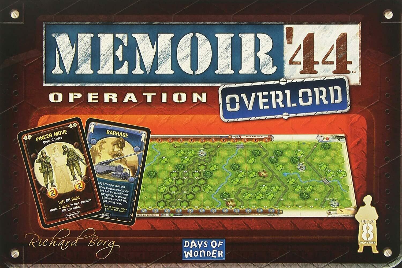 Memoir '44 Operation Overlord