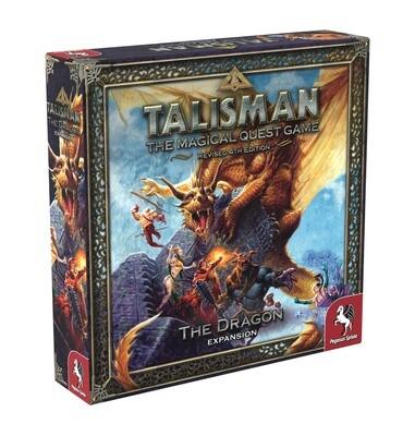 Talisman (Rev4E): The Dragon Expansion