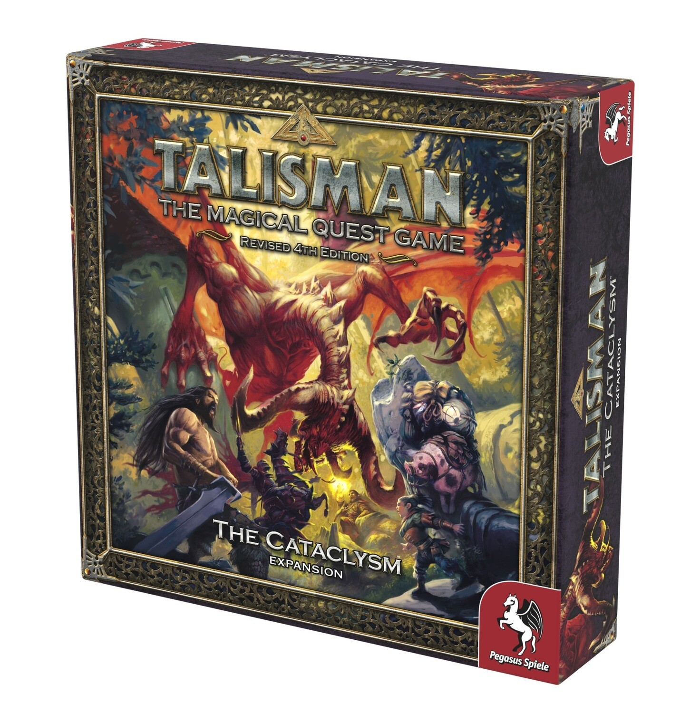Talisman (Rev4E): The Cataclysm Expansion (DING/DENT-Light)