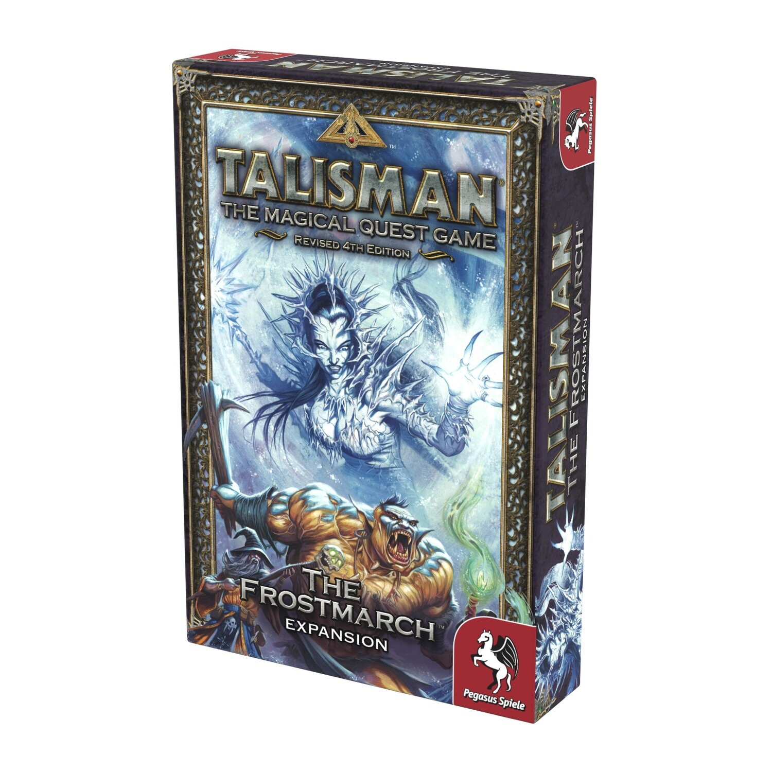 Talisman (Rev4E): The Frostmarch Expansion
