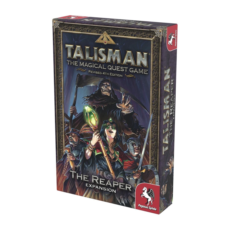 Talisman (Rev4E): The Reaper Expansion (DING/DENT-Medium)