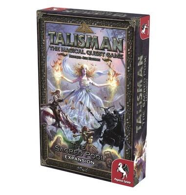 Talisman (Rev4E): The Sacred Pool Expansion