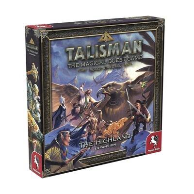 Talisman (Rev4E): The Highland Expansion