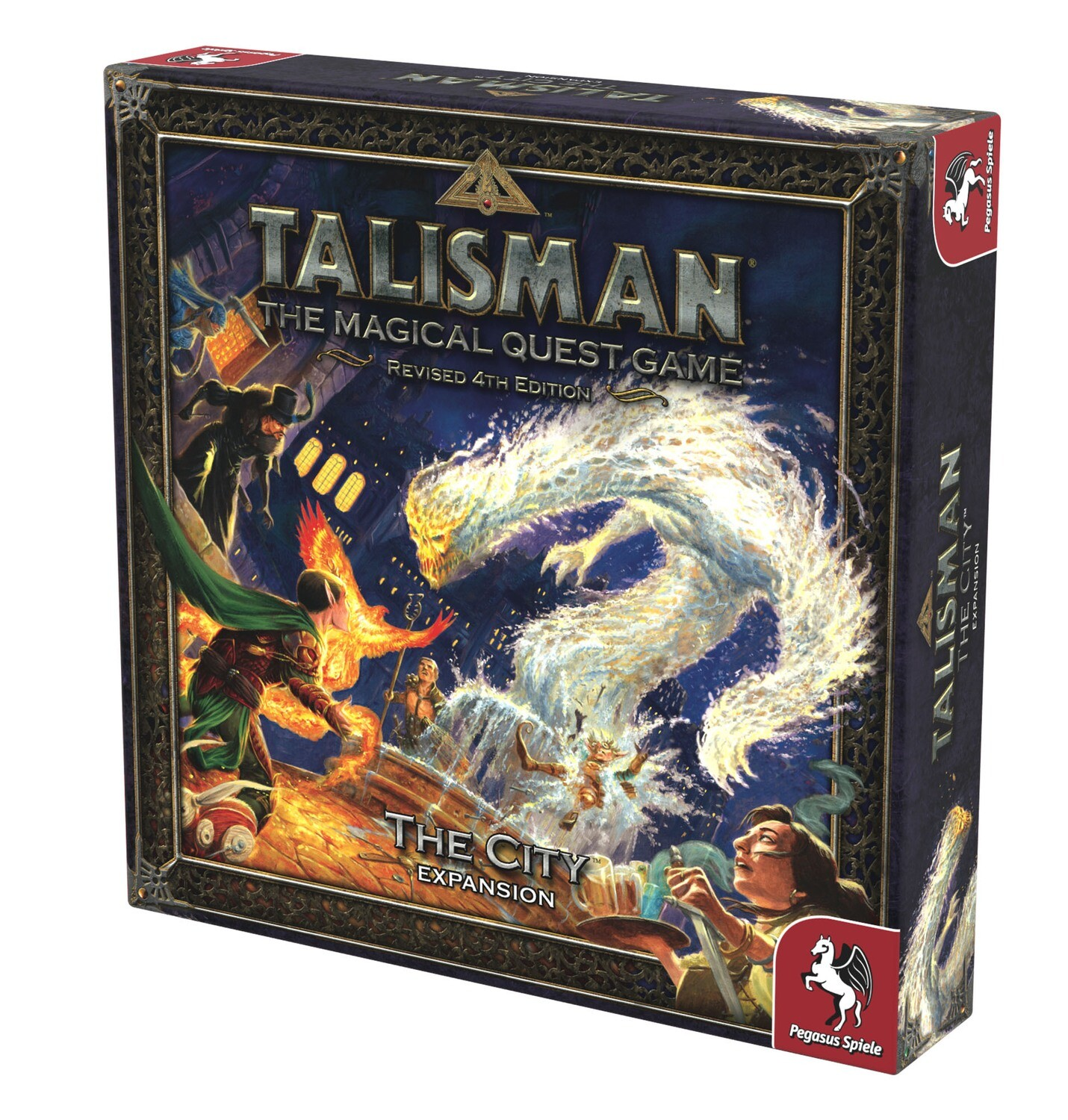 Talisman (Rev4E): The City Expansion