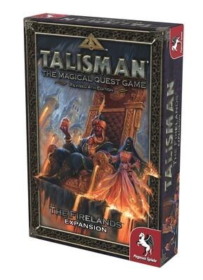 Talisman (Rev4E): The Firelands Expansion