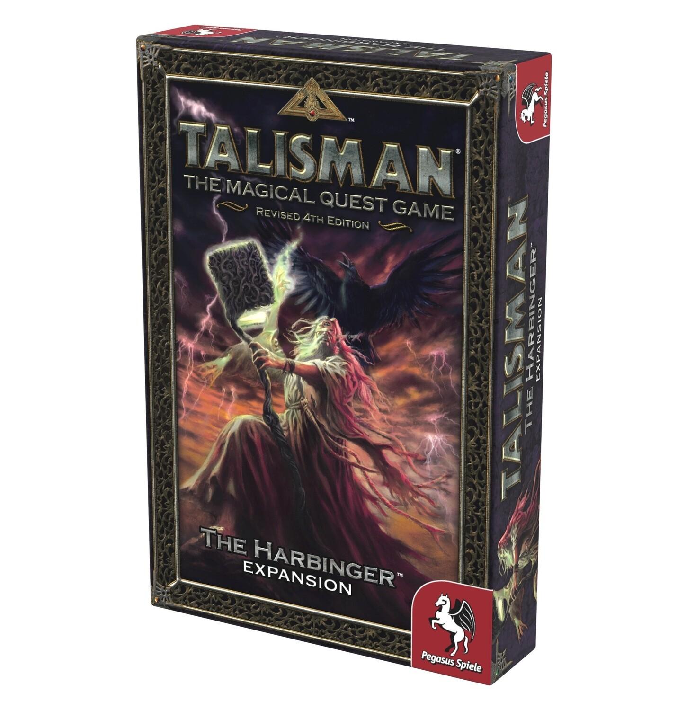 Talisman (Rev4E): The Harbinger Expansion