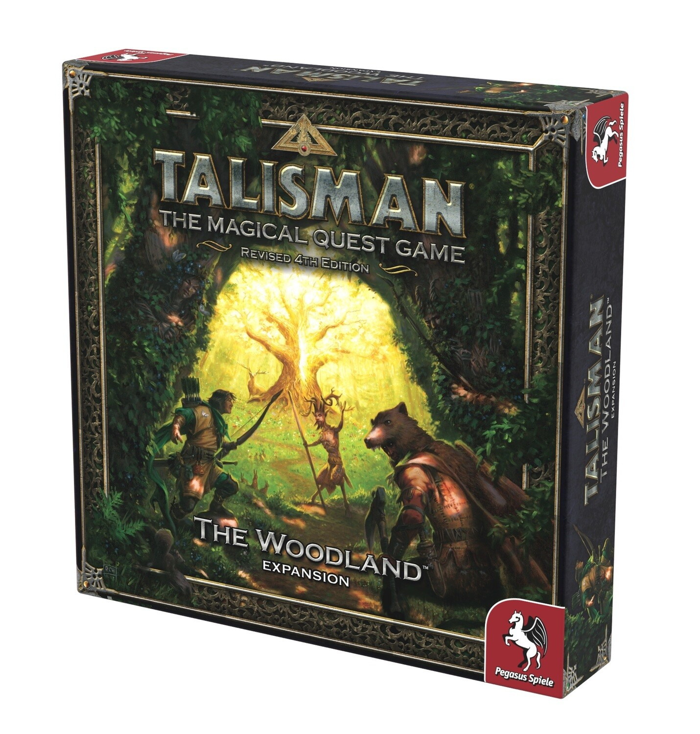 Talisman (Rev4E): The Woodland Expansion