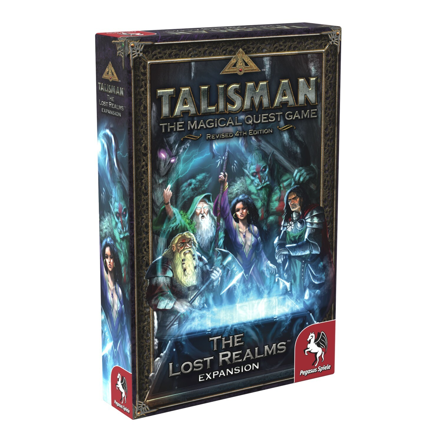 Talisman (Rev4E): The Lost Realms Expansion