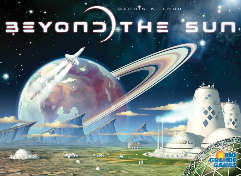 Beyond the Sun (DING/DENT-Medium)