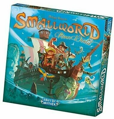 Small World: River World Expansion (DING/DENT-Light)