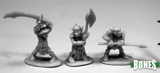 Bones: Goblin Warriors