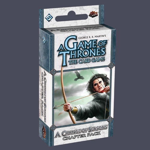 A Game of Thrones: A Change of Seasons Chapter Pack