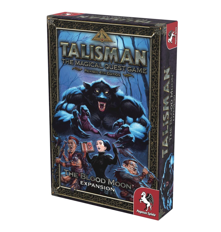 Talisman (Rev4E): The Blood Moon Expansion