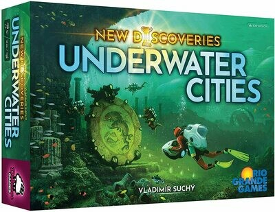Underwater Cities: New Discovers Expansion