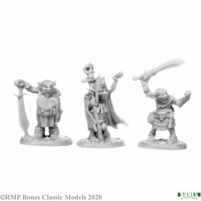 Bones: Goblin Elites