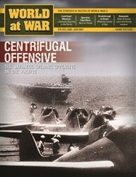 World at War: Centrifugal Offensive - The Japanese Opening Offensive in the Pacific (Solitaire)