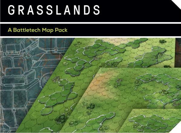 BattleTech Map Pack: Grasslands