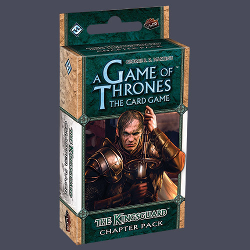A Game of Thrones: The Kingsguard Chapter Pack