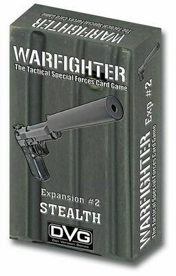 Warfighter - Modern: Expansion #2 - Stealth