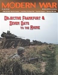 Modern War: Objective Frankfurt & Seven Days to the Rhine