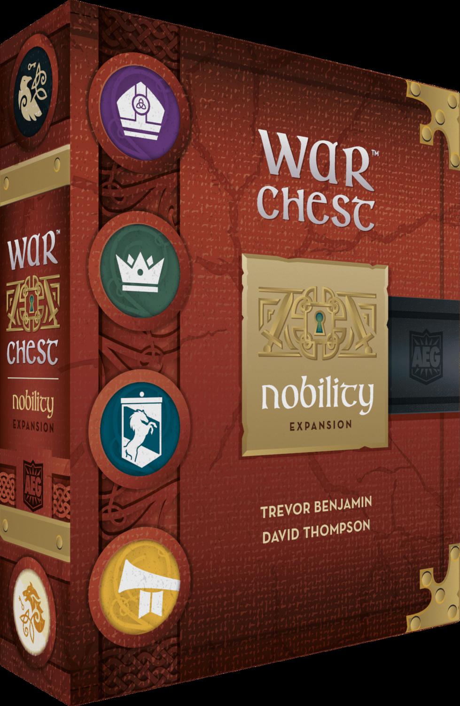 War Chest: Nobility Expansion (DING/DENT-Light)