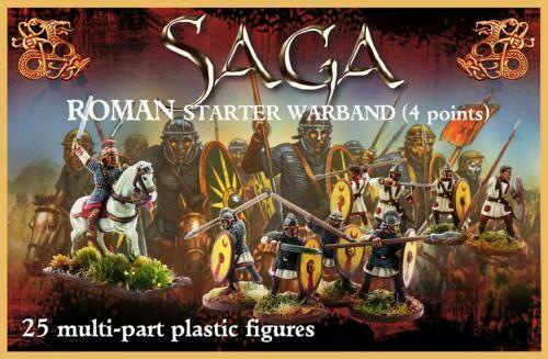 SAGA: Roman Starter Warband (4 points)