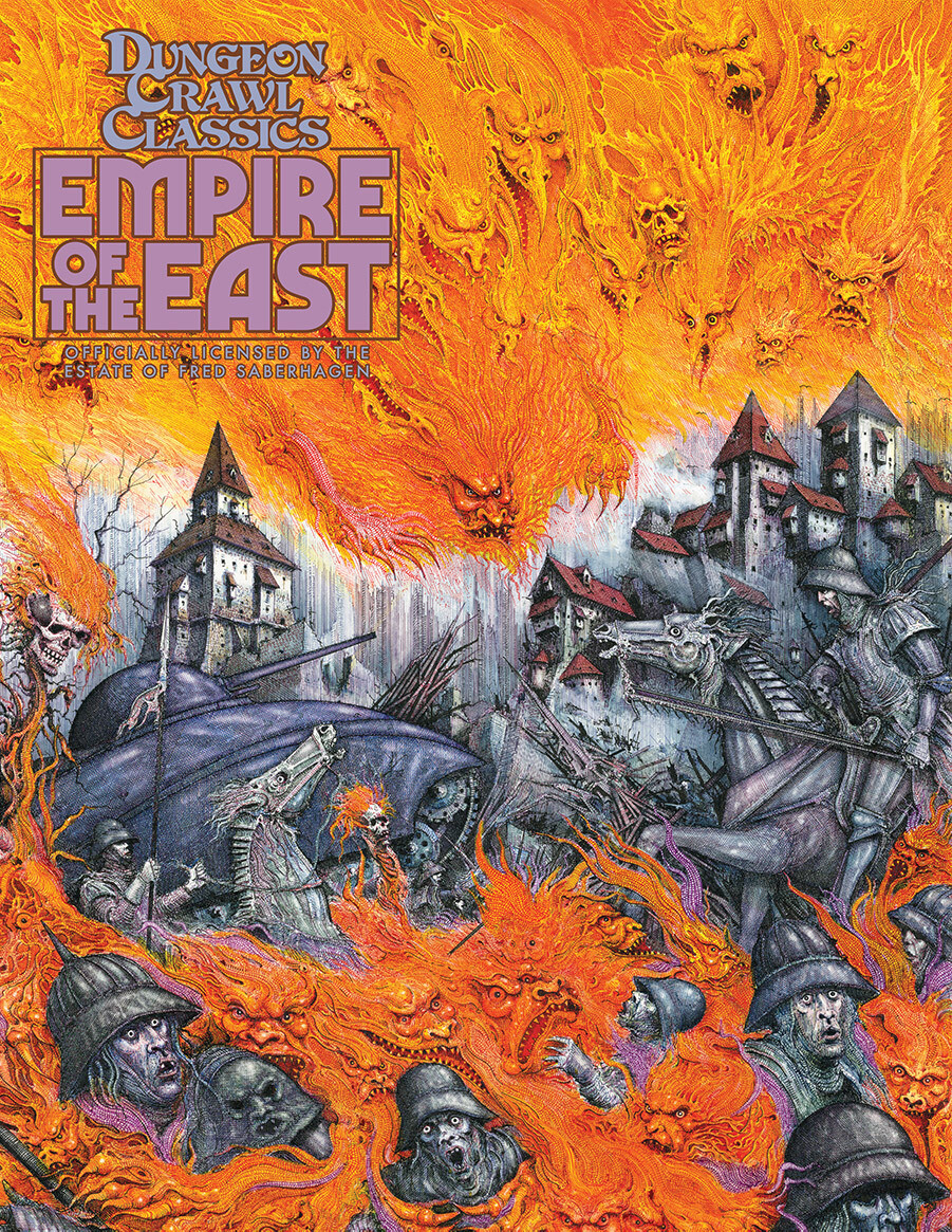 Dungeon Crawl Classics Empire of the East