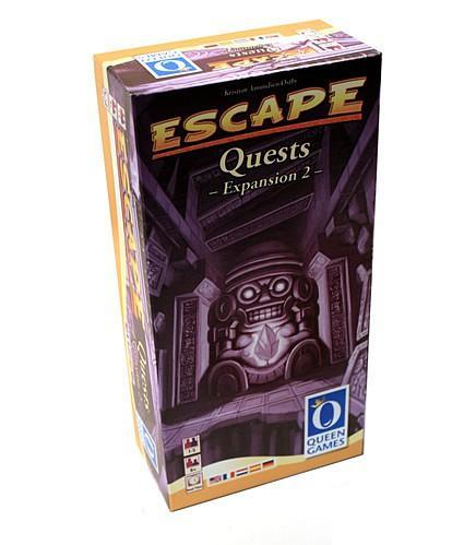 Escape: Quest Expansion 2 (Ding/Dent-Light)